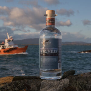 3 SQ. MILES – Irish Coastal Gin