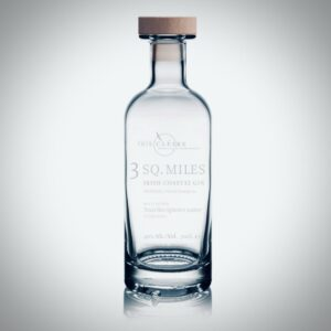 3 SQ. MILES – Custom-Engraved Bottle – Registration Fee